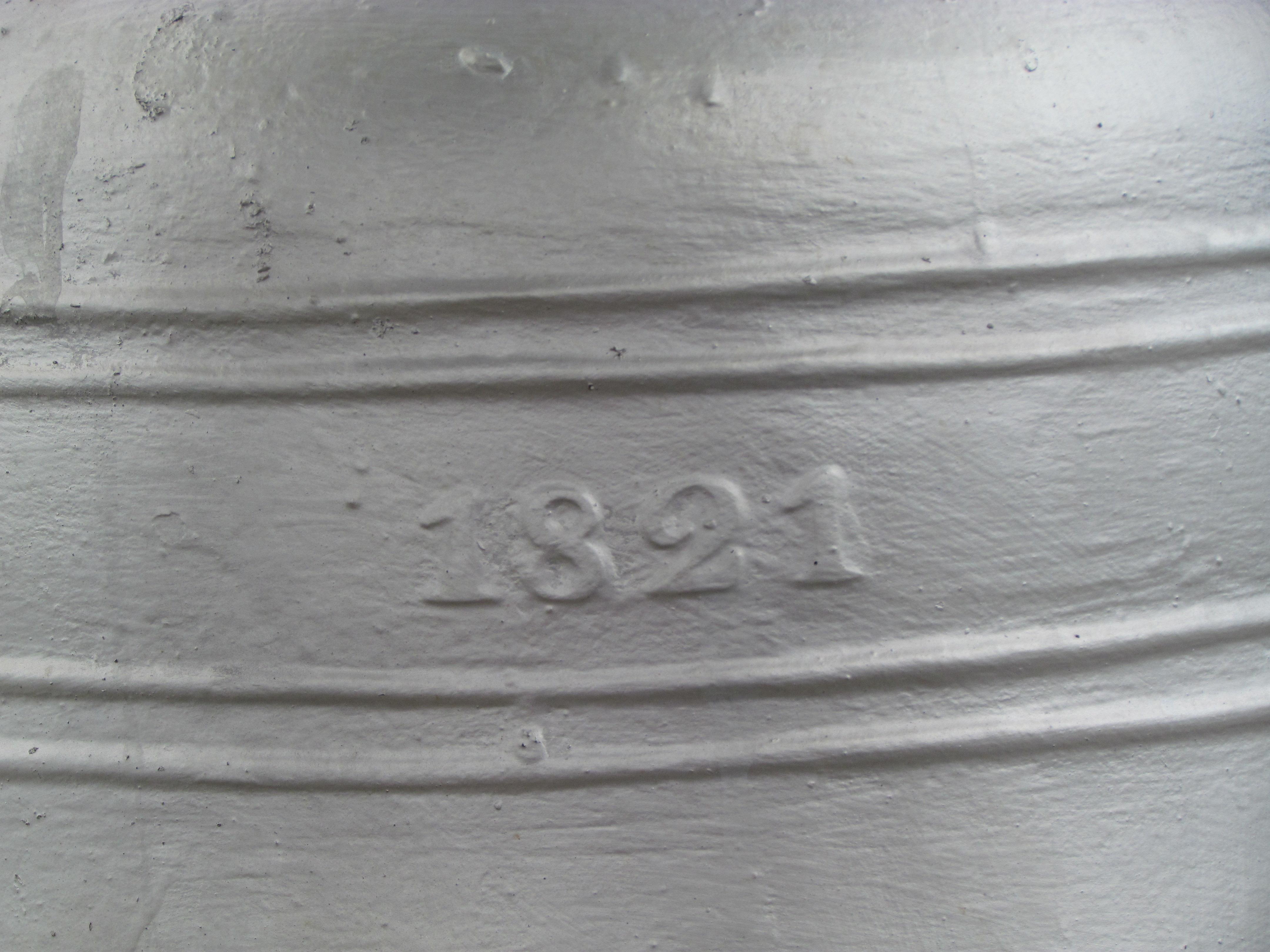 Die oudste van die twee klokke (1821)