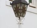 Lampe voor die kerk