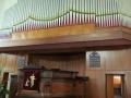 Die kansel, orrelpype en oorspronklike orrelgallery